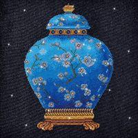 Diamond Dotz: Facet Art Kit - Blue Vase