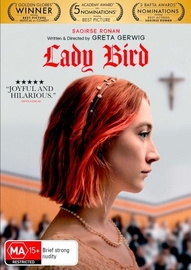 Lady Bird on DVD
