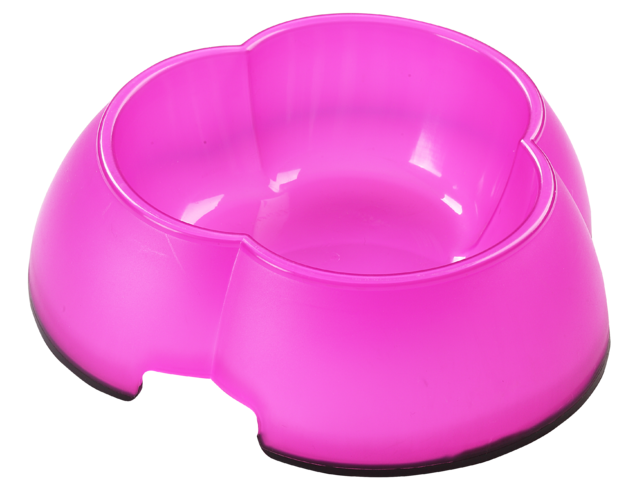 Pawise: Flower Dog Bowl - 700ml