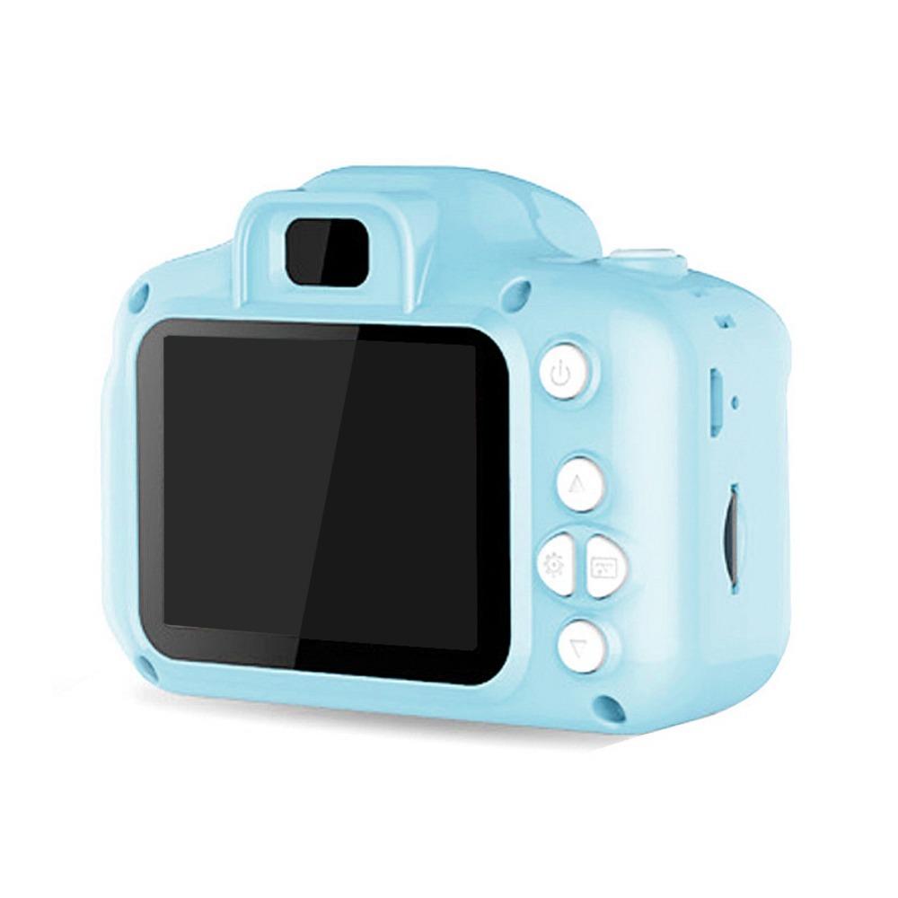 Mini Kid's Digital Video Camera - Blue image