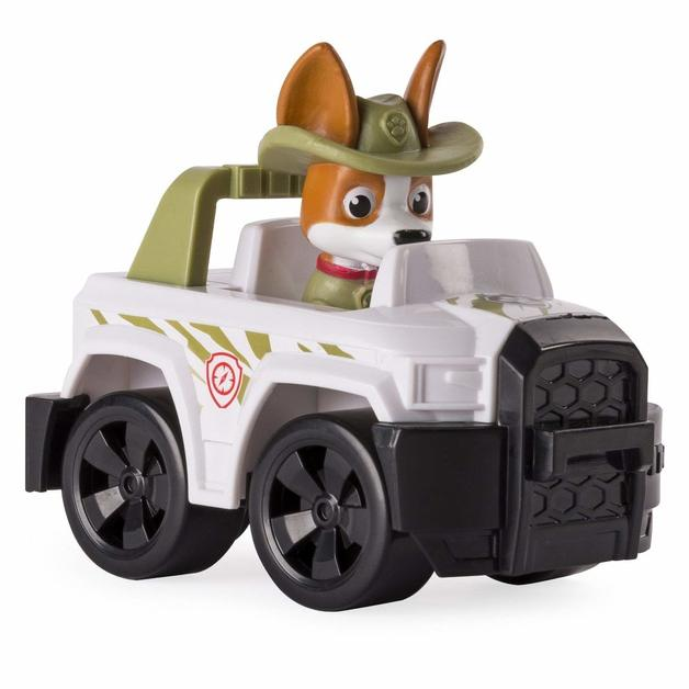 PAW Patrol: Rescue Racer - Jungle Rescue Tracker