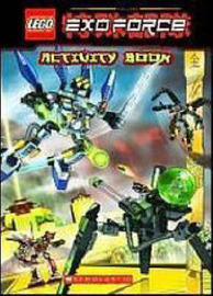 Lego Exo-Force Activity Book by Eric Stevens