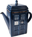 Doctor Who Tardis Teapot (Blue)