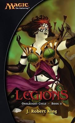 Legions by J.Robert King image