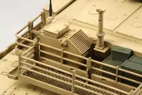 Tamiya U.S. M1A2 SEP Abrams TUSK II Tank 1/35 Model Kit image