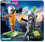 Playmobil - Lion Knight with Training Dummy (4768)