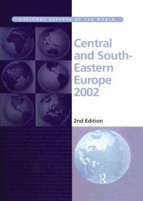 Central and South-Eastern Europe by Ed 2002 2nd image