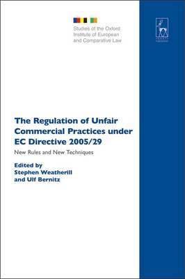 The Regulation of Unfair Commercial Practices Under EC Directive 2005/29