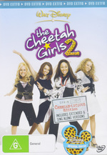 The Cheetah Girls 2 on DVD