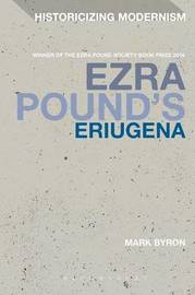 Ezra Pound's Eriugena by Mark Byron