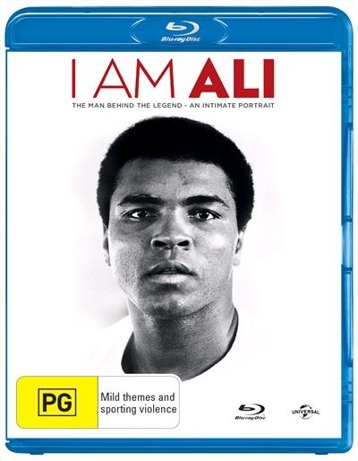 I Am Ali on Blu-ray