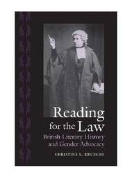 Reading for the Law image