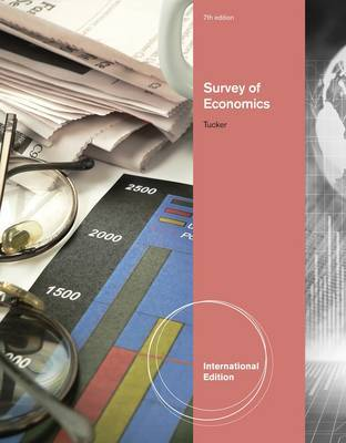 Survey of Economics, International Edition by Irvin Tucker image