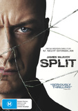 Split on DVD
