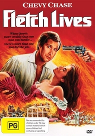 Fletch Lives on DVD