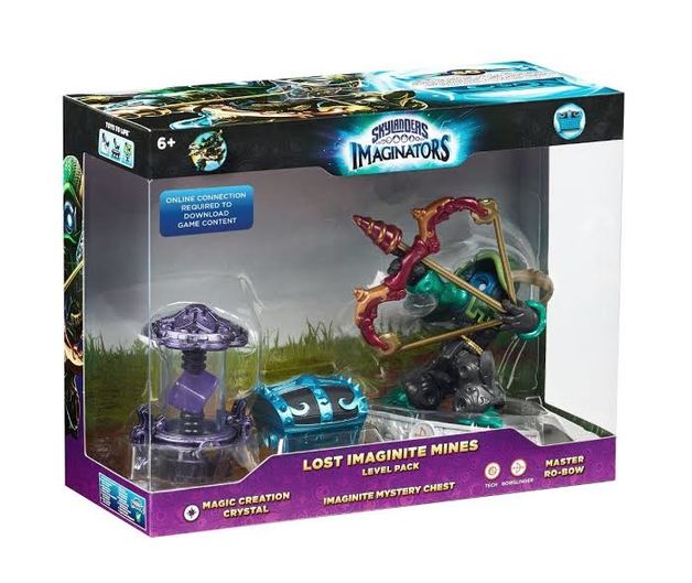 Skylanders Imaginators Mines (Ro-Bow/Chest/Magic Crystal) (All Formats) for