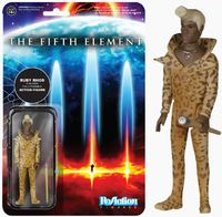 Fifth Element - Ruby Rhod ReAction Figure