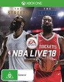NBA Live 18 for Xbox One