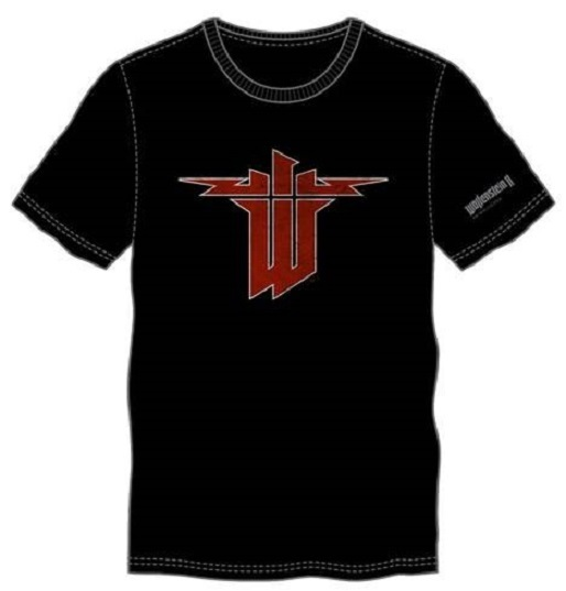 exclusive Wolfenstein II T-shirt!
