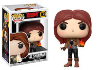 Hellboy - Liz Sherman Pop! Vinyl Figure image