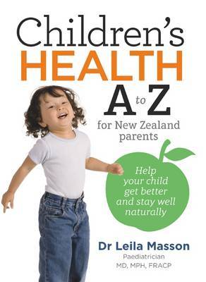 Children's Health A to Z by Leila Masson image