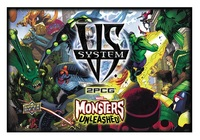 VS: Monsters Unleashed 2PCG - Card Game