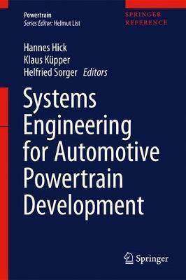 Systems Engineering for Automotive Powertrain Development