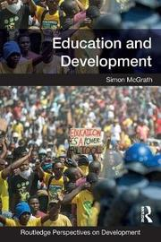 Education and Development by Simon McGrath image