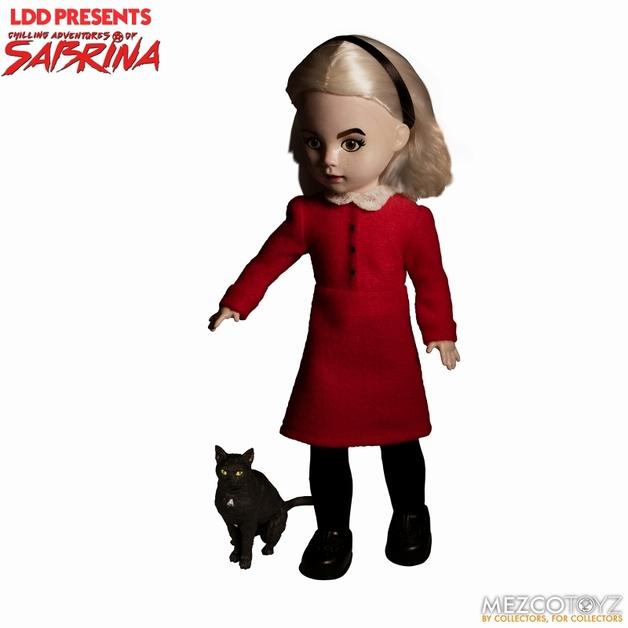 "Living Dead Dolls: Chilling Adventures of Sabrina - 10"" Doll"