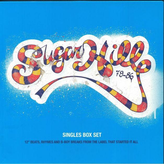 Sugar Hill Records 40th Anniversary Box Set by Various