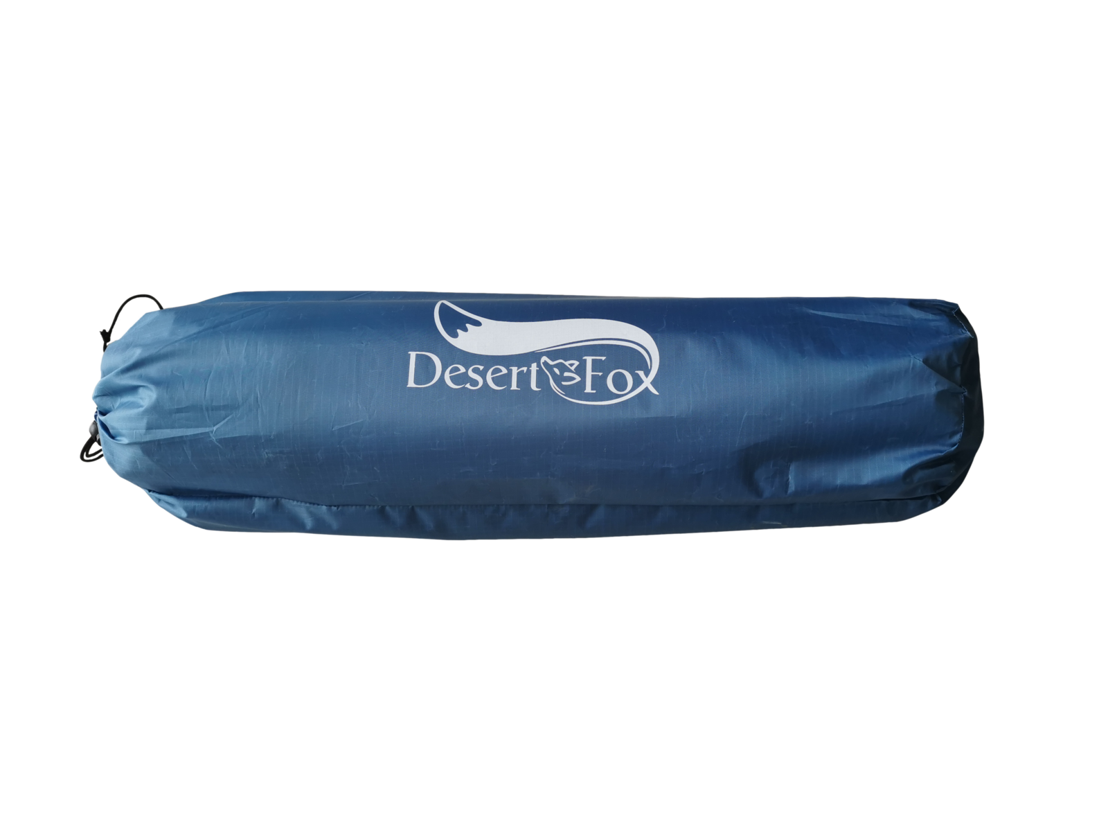 Single Self Inflatable Camping Mattress - Blue image