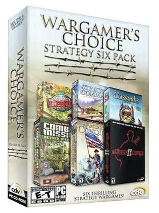Wargamer's Choice: Strategy Six Pack for PC Games image