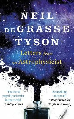 Letters from an Astrophysicist by Neil deGrasse Tyson image