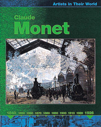 Claude Monet by Susie Hodge image