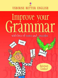 Improve Your Grammar by Robyn Gee image