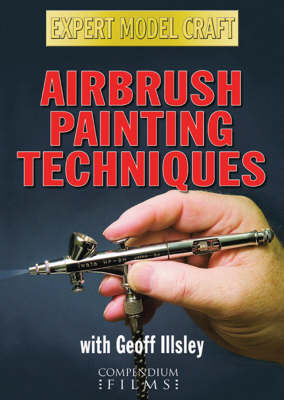 Airbrush Painting Techniques by Geoff Illsley image