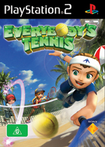 Everybodys Tennis for PlayStation 2
