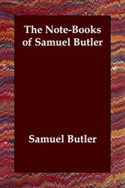 The Note-Books of Samuel Butler by Samuel Butler image