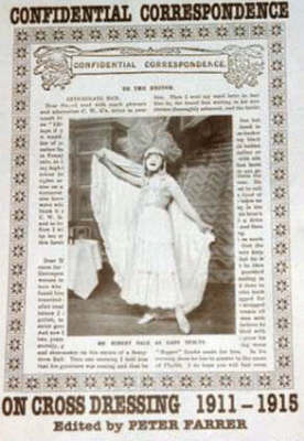 Confidential Correspondence on Cross Dressing: Pt. 1: 1911-15 image