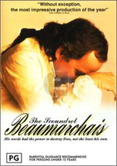 The Scoundrel Beaumarchais on DVD