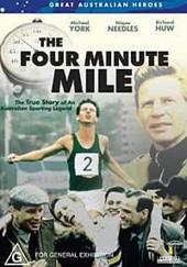 The Four Minute Mile on DVD