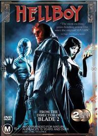 Hellboy (2 Disc Set) on DVD