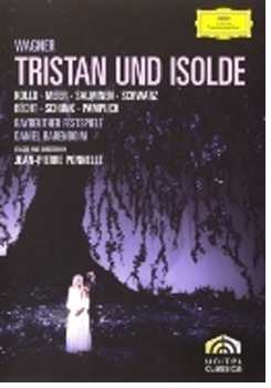 Wagner - Tristan Und Isolde (2 Disc Set) on DVD