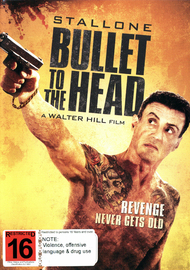 Bullet to the Head on DVD