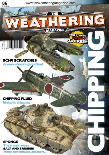 The Weathering Magazine Issue 3: Chipping