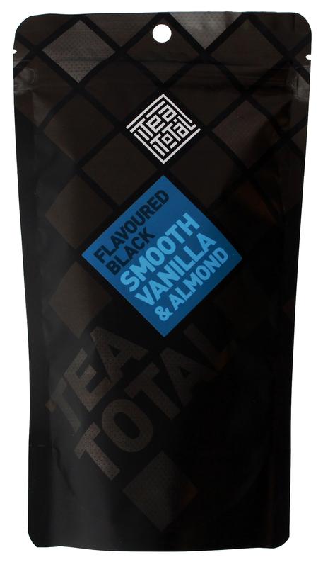 Tea Total - Smooth Vanilla & Almond Tea (100g Bag)