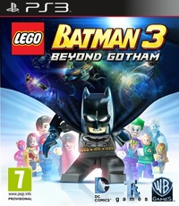 LEGO Batman 3: Beyond Gotham for PS3