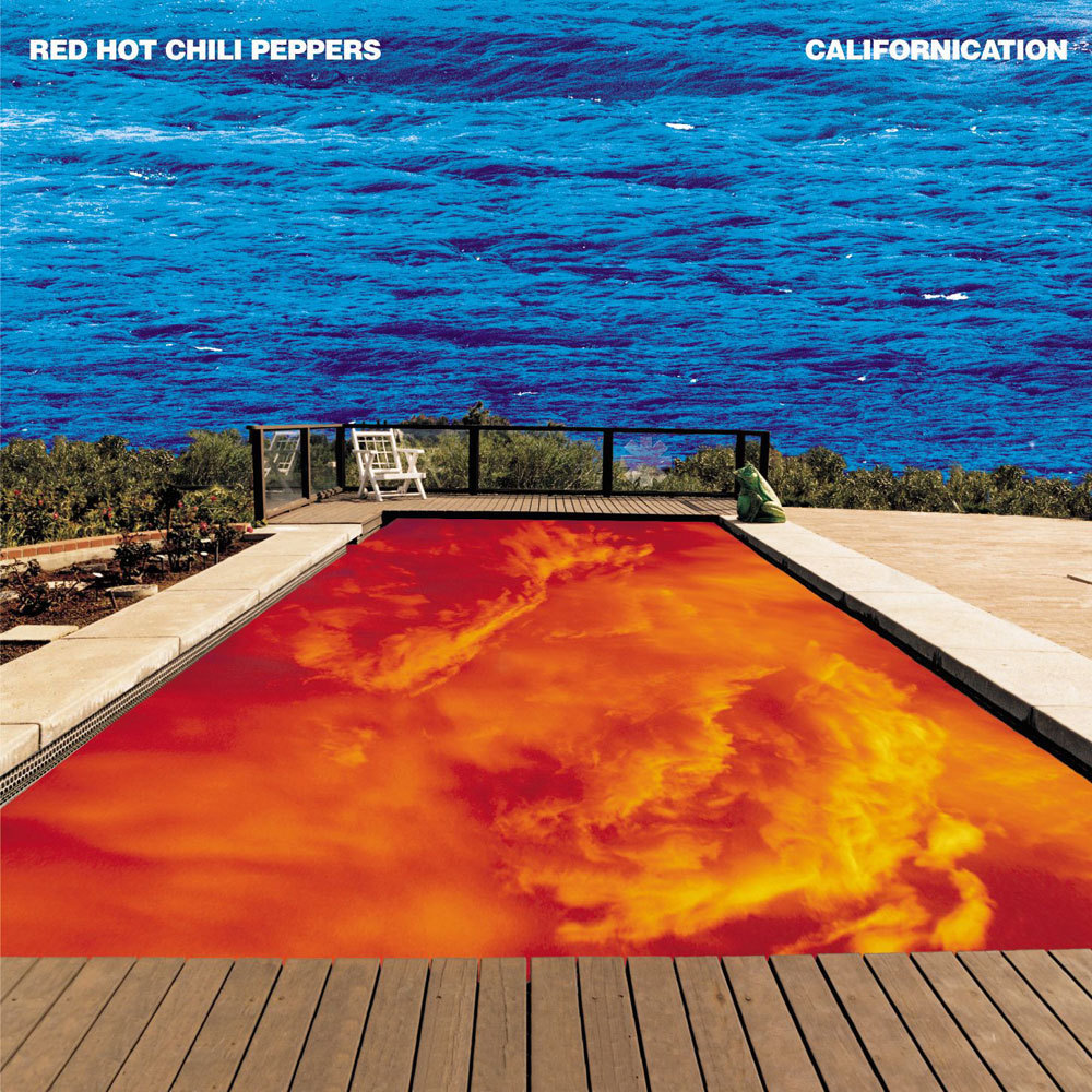 Californication by Red Hot Chili Peppers image