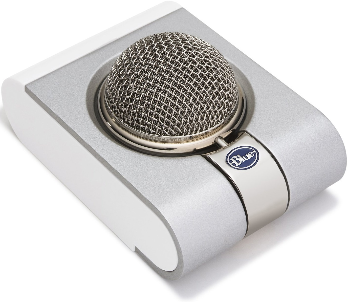 Blue Microphones Snowflake USB Microphone for  image