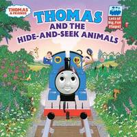 Thomas and the Hide and Seek Animals by W. Awdry